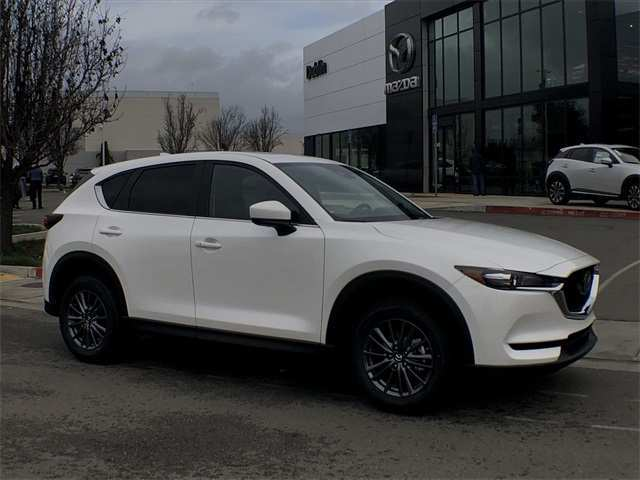 98 All New Mazda Cx 5 2019 White New Concept