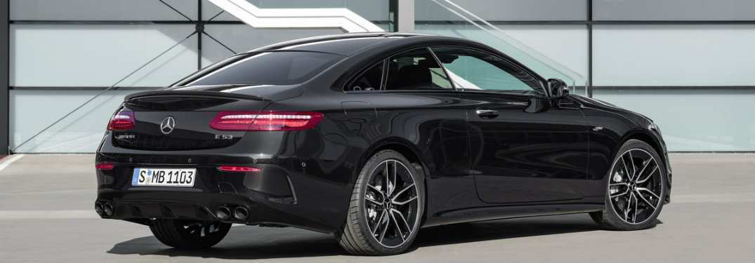 98 All New Mercedes 2019 Coupe Style