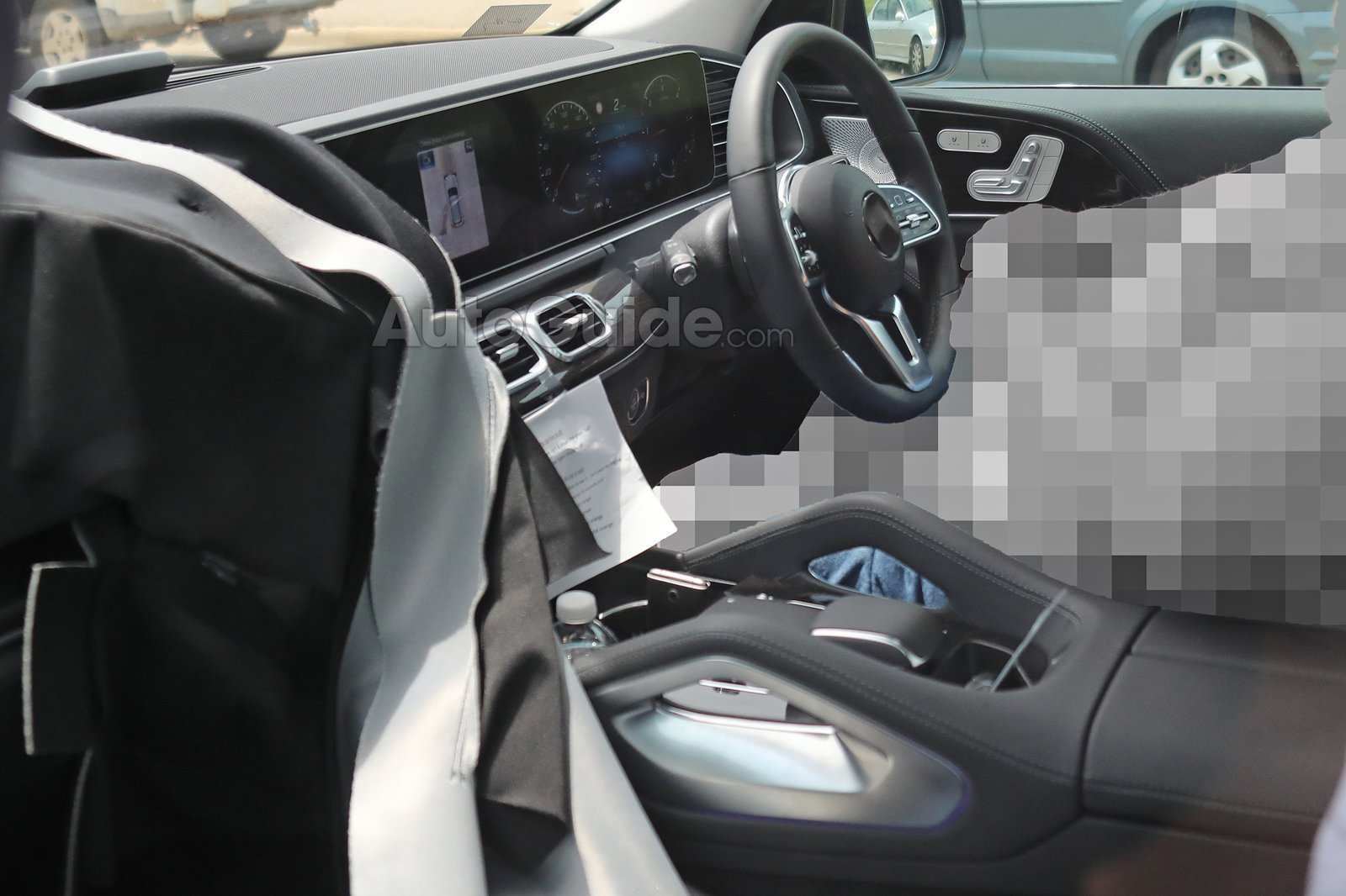 98 All New Mercedes Gle 2019 Interior Spy Shoot