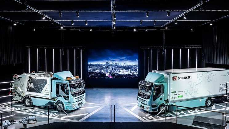 98 All New Volvo Electric Truck 2019 Configurations