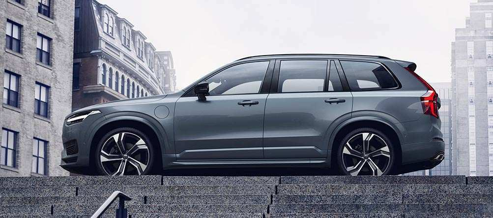 98 All New Volvo Xc90 2020 Youtube New Concept