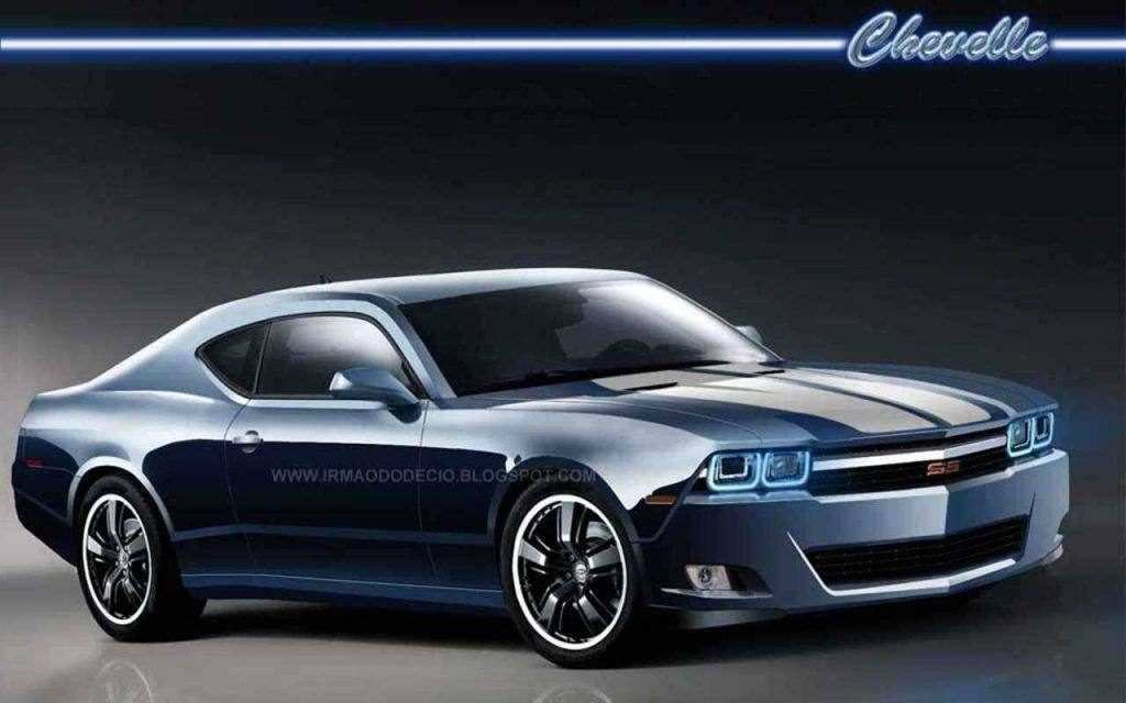 98 Best 2019 Chevrolet Chevelle Ss Redesign And Concept