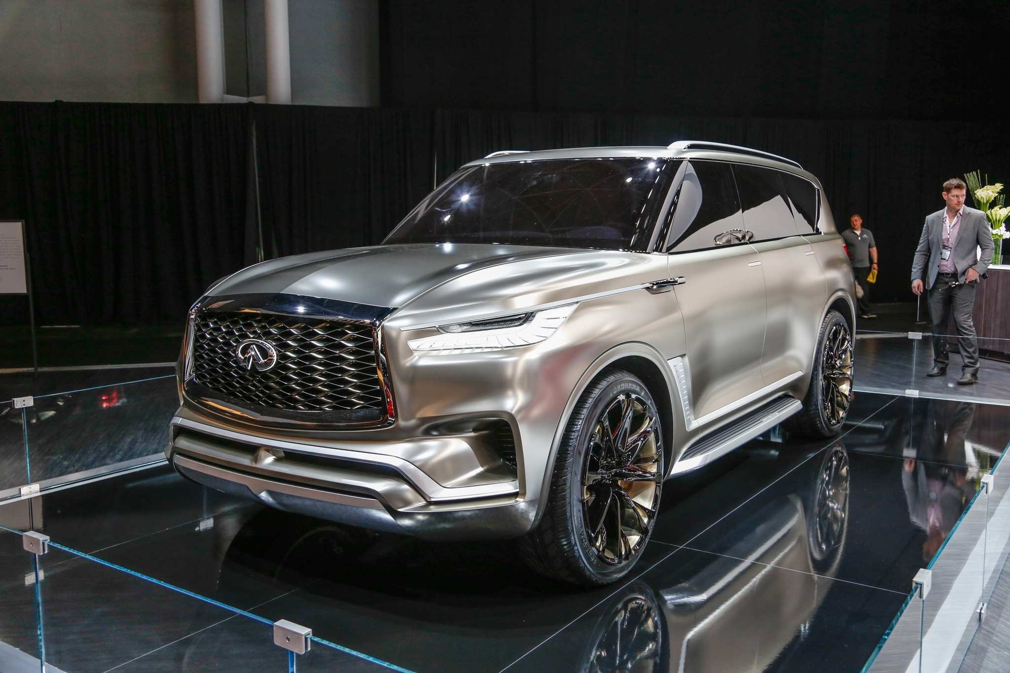 98 Best 2019 Infiniti Qx80 Monograph Performance And New Engine