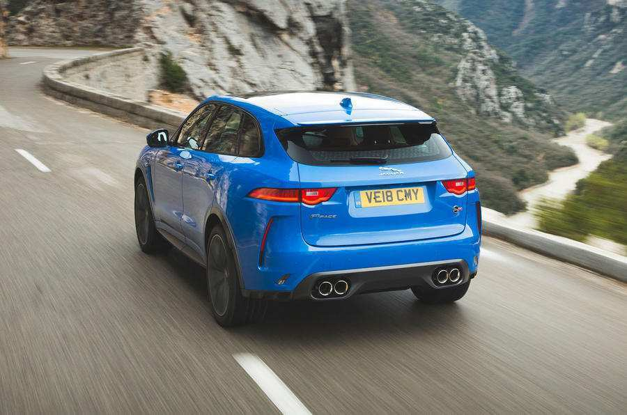 98 Best 2019 Jaguar F Pace Svr 2 Research New