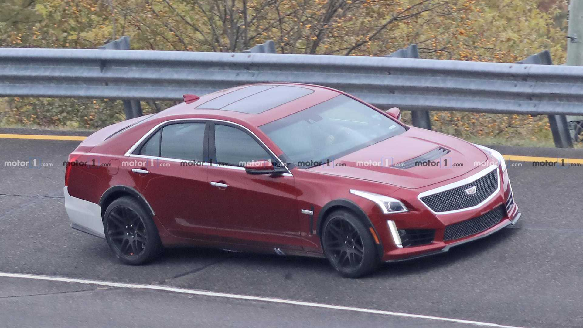 98 Best 2020 Cadillac Cts V Review And Release Date