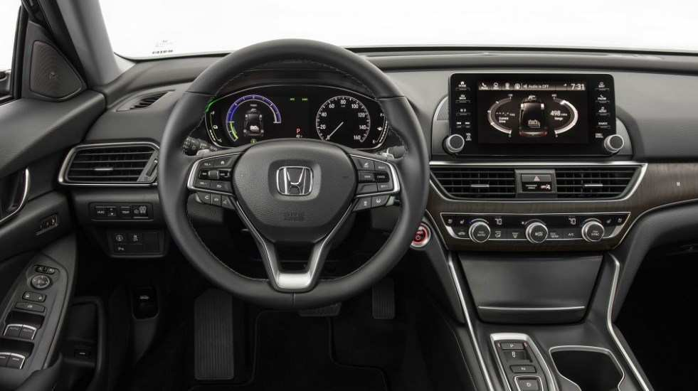 98 Best 2020 Honda Accord Interior Configurations