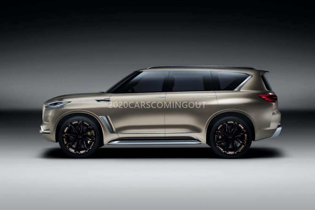 98 Best 2020 Infiniti Qx80 Redesign New Model And Performance