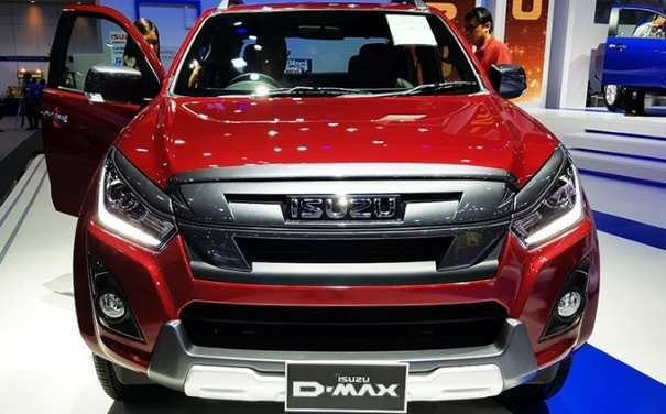 98 Best 2020 Isuzu Dmax Picture