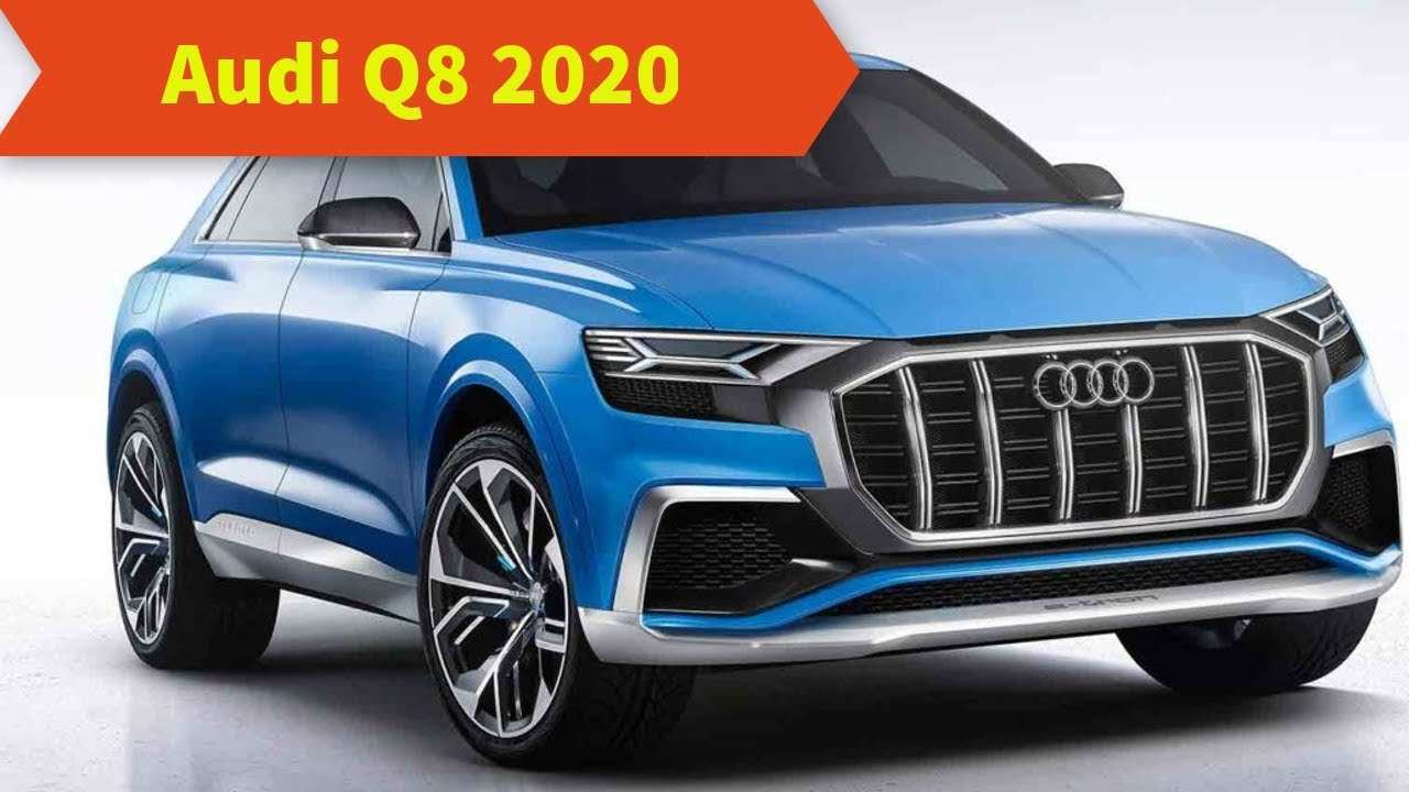 98 Best Audi Q8 2020 Redesign And Concept