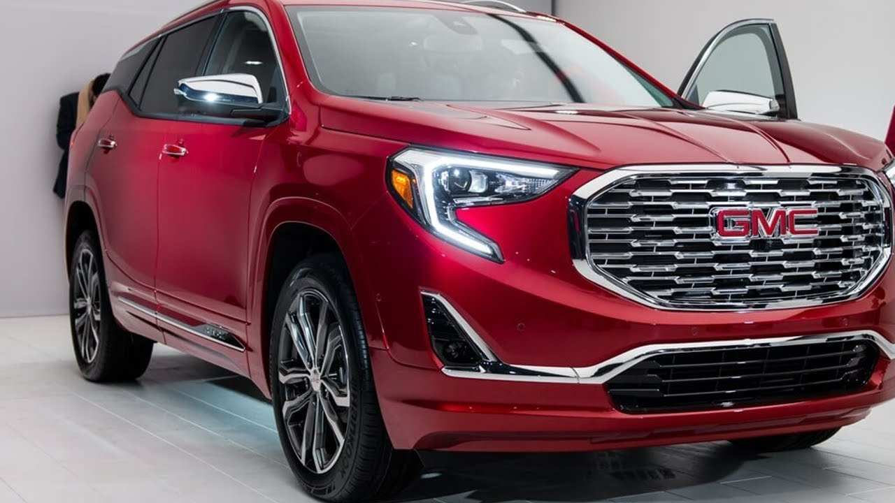 98 Best GMC Terrain 2020 Price Design And Review