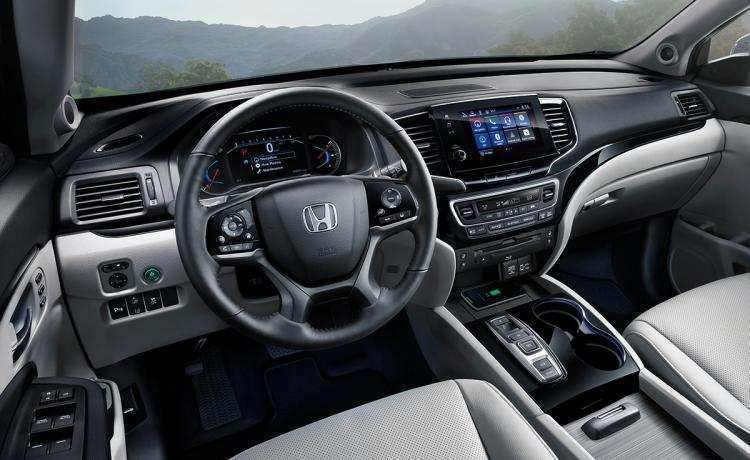 98 Best Honda Pilot 2020 Interior First Drive