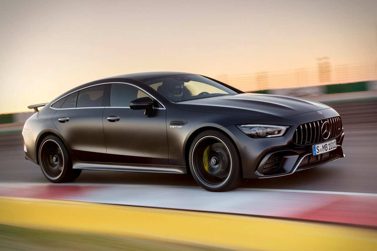 98 Best New Mercedes 2019 Spy Shoot