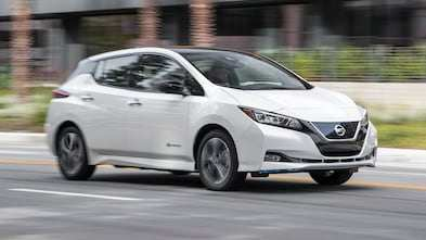 98 Best Nissan Electric 2019 Price And Review