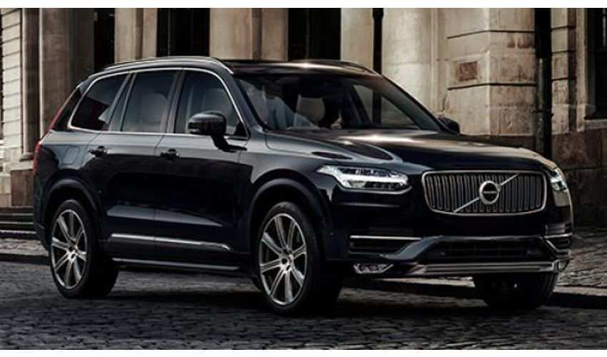 98 Best Volvo Cx90 2019 Release Date And Concept