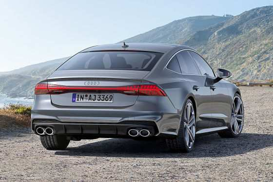 98 New 2019 Audi S7 Overview