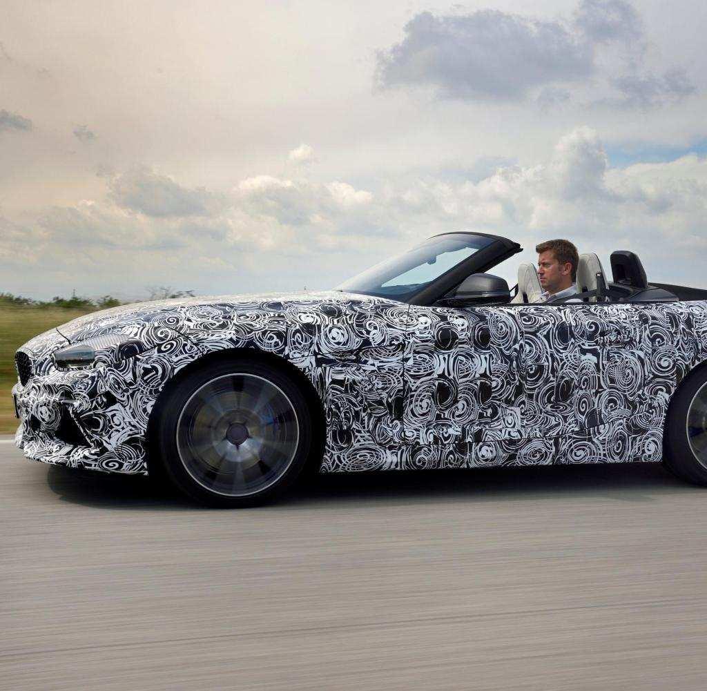 98 New 2019 BMW Z4 Images