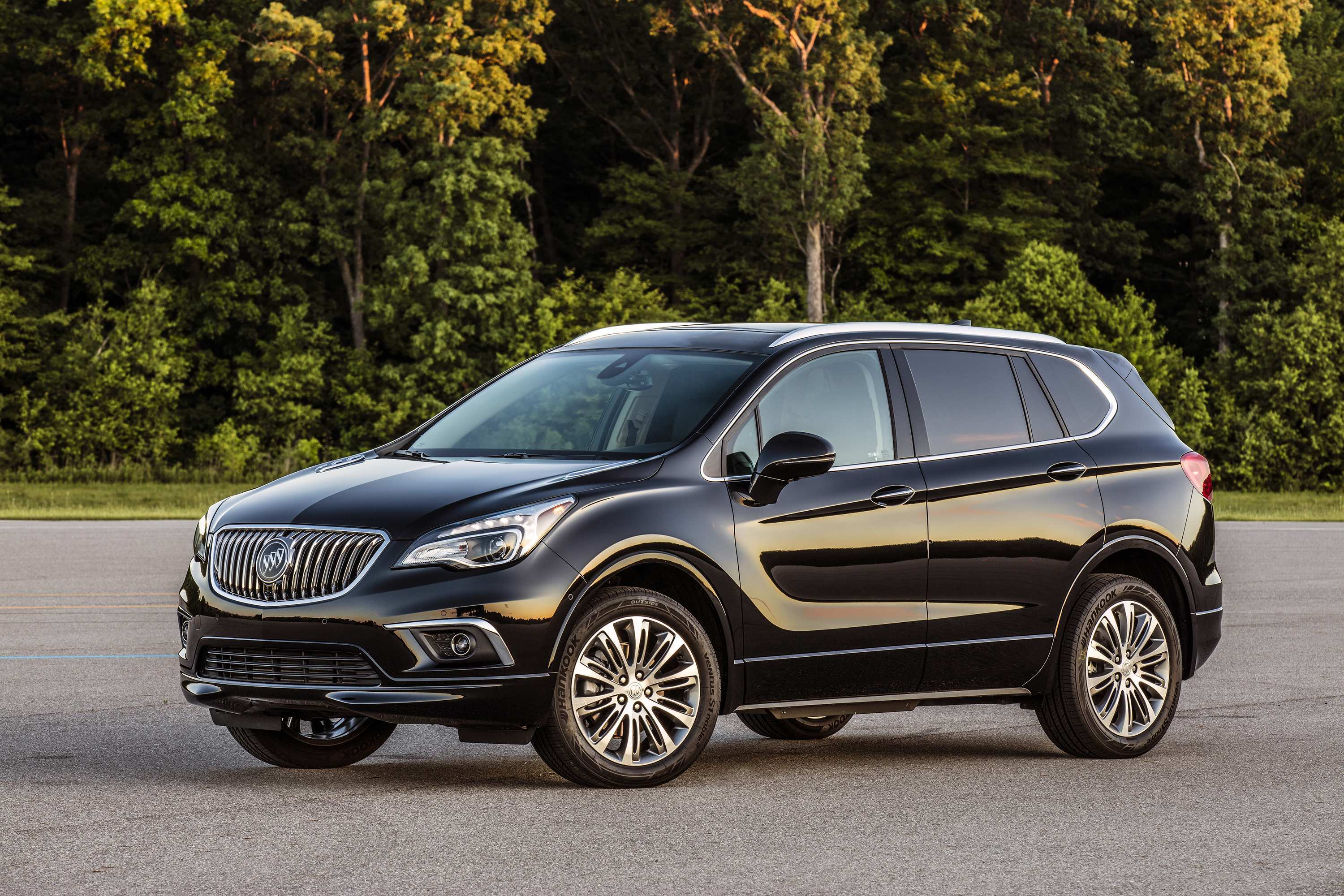 98 New 2019 Buick Envision Rumors