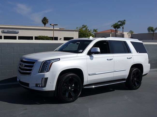 98 New 2019 Cadillac Escalade Luxury Suv Configurations
