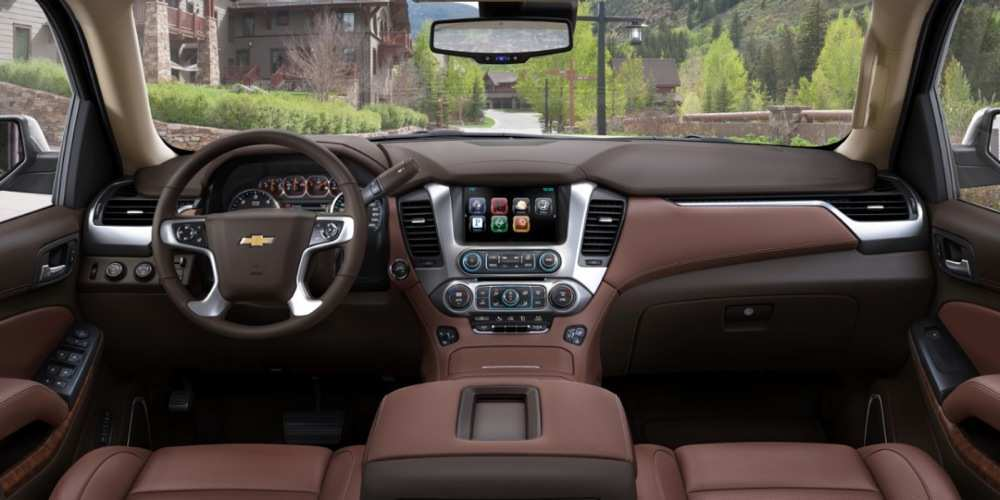 98 New 2019 Chevrolet Suburban Spesification
