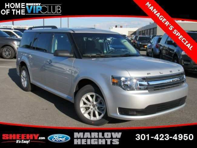 98 New 2019 Ford Flex S New Review