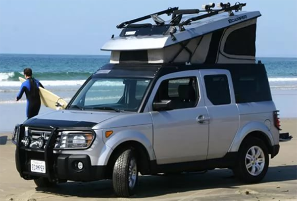 98 New 2019 Honda Element Research New