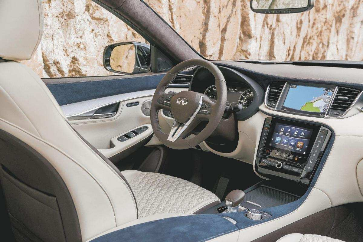 98 New 2019 Infiniti Qx50 Luxe Interior Reviews