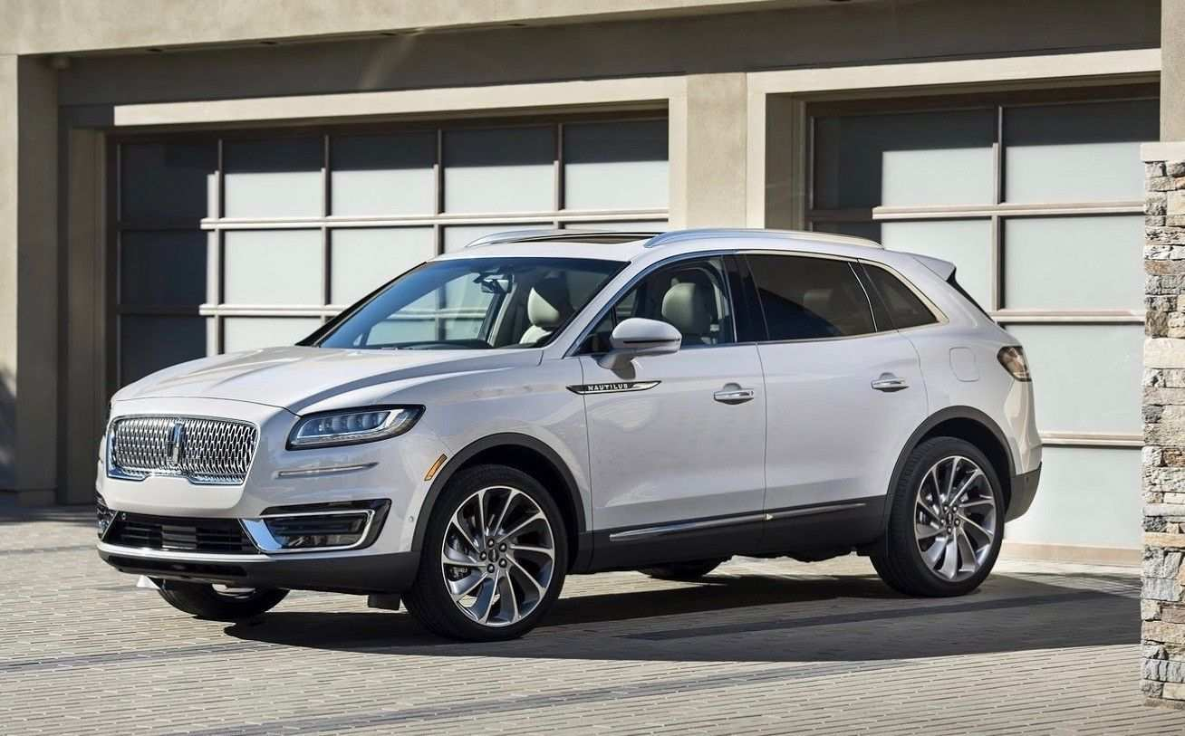 98 New 2019 Lincoln Mkx At Beijing Motor Show History