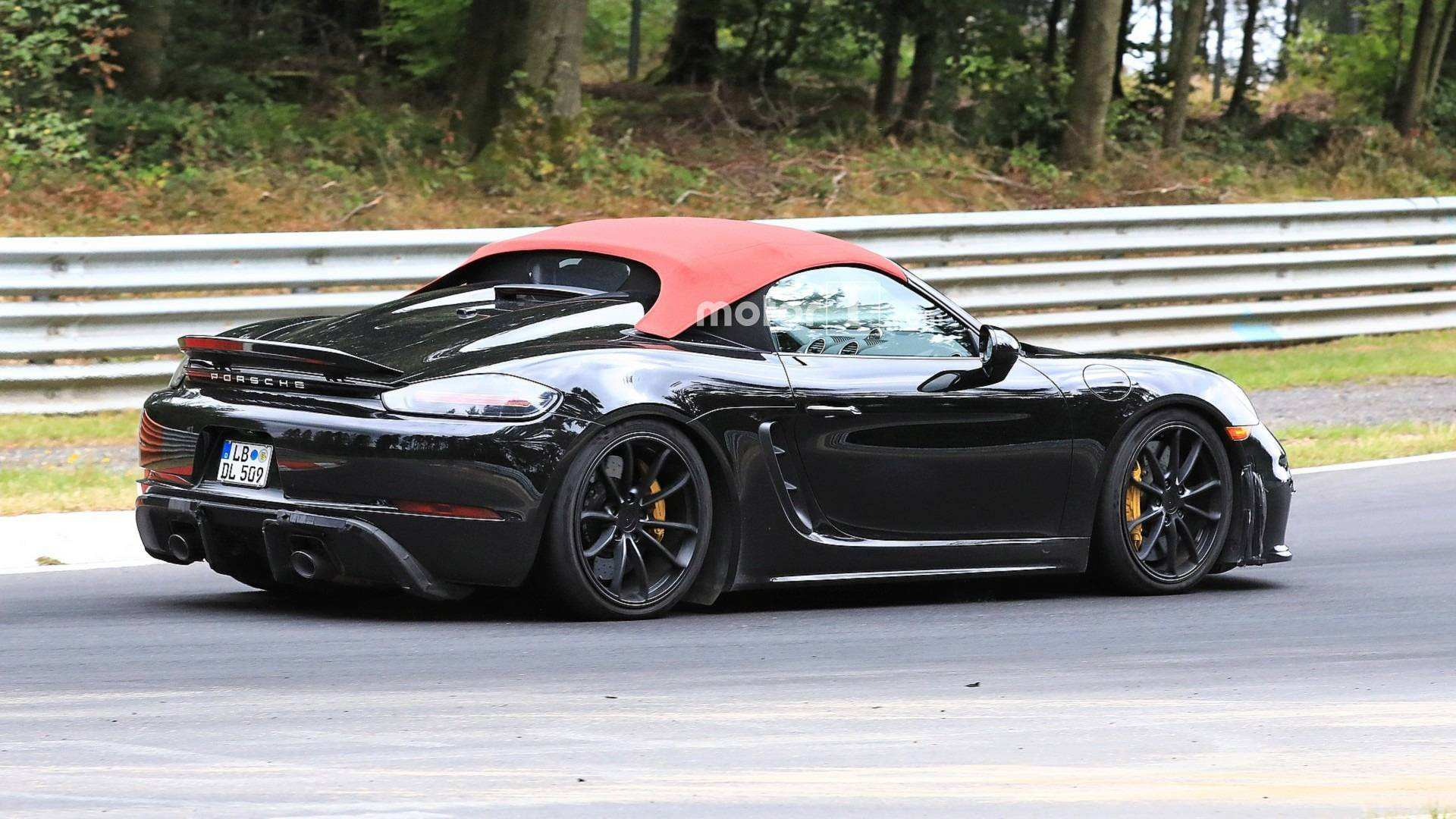 98 New 2019 Porsche Boxster Spyder Pictures