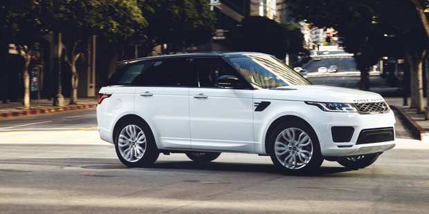 98 New 2019 Range Rover Sport Pictures