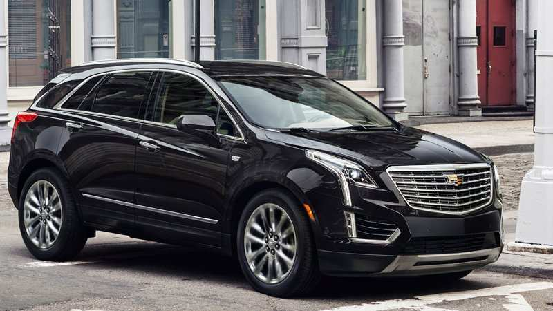98 New 2019 Spy Shots Cadillac Xt5 Research New