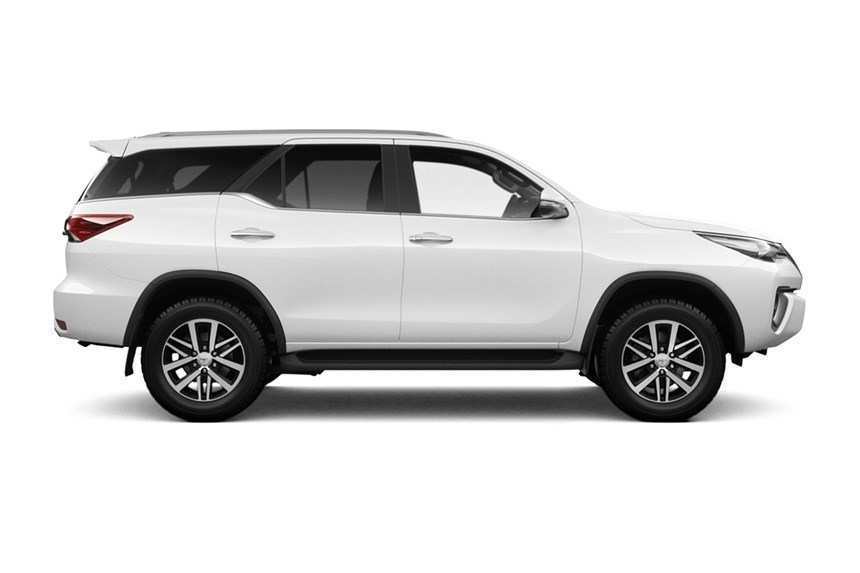 98 New 2019 Toyota Fortuner Redesign