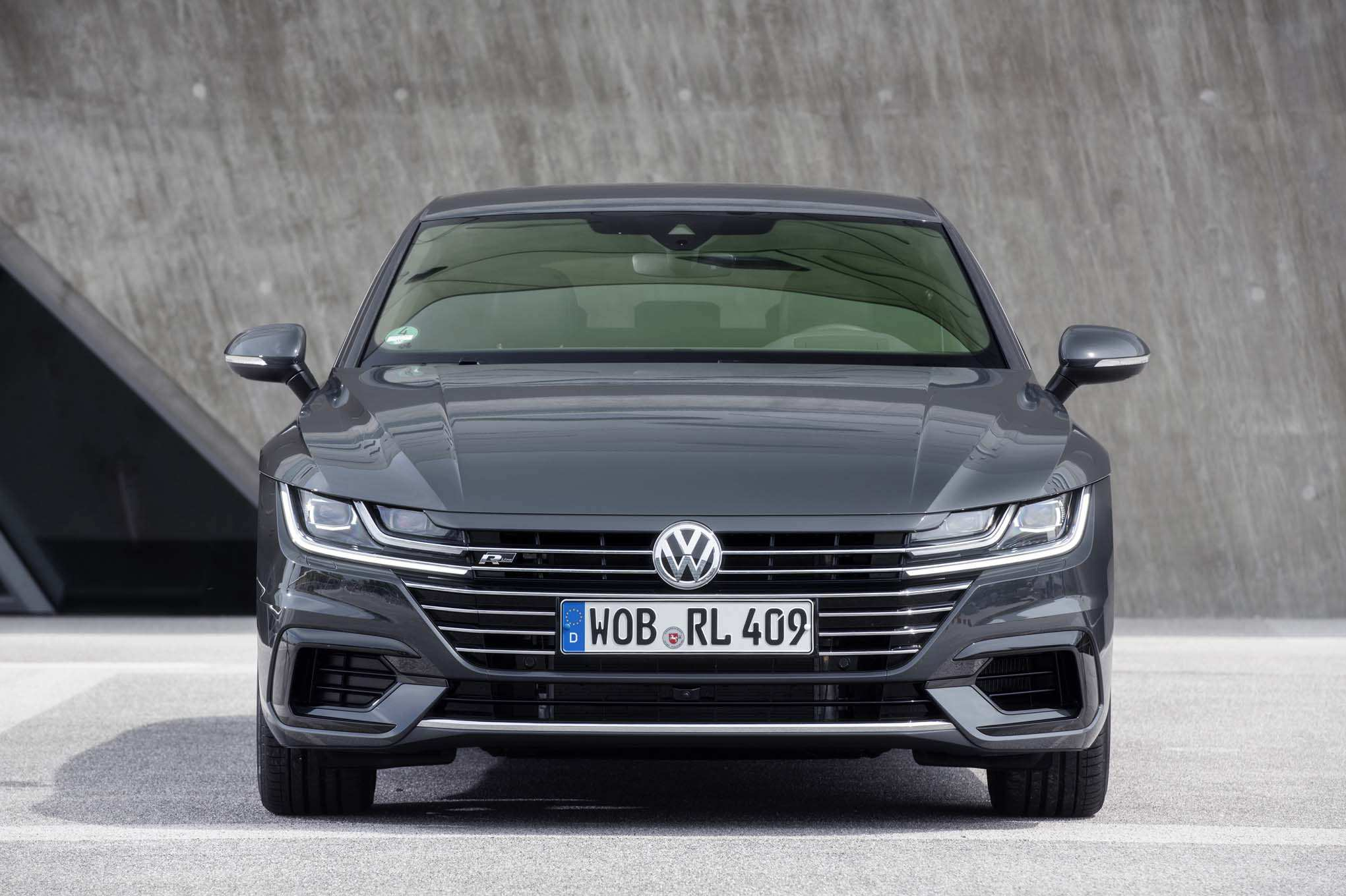 98 New 2019 Volkswagen CC Exterior And Interior
