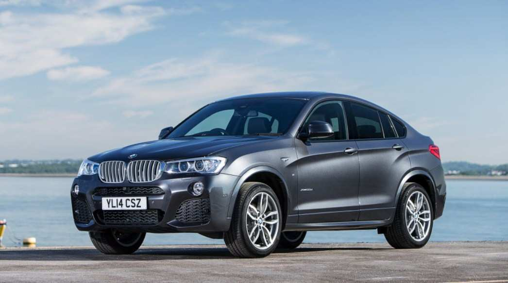 98 New 2020 BMW X4 Redesign And Review