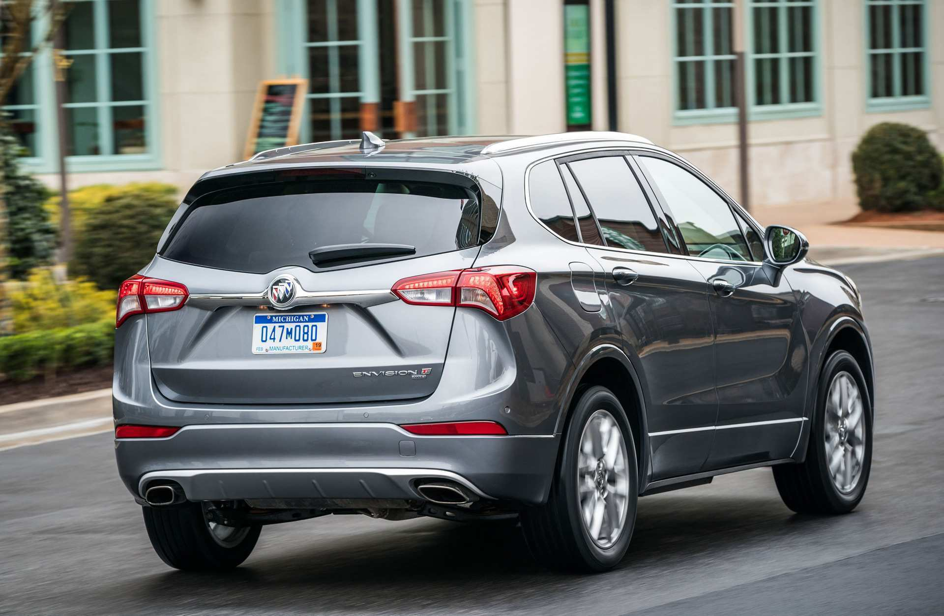 98 New 2020 Buick Envision Avenir Release