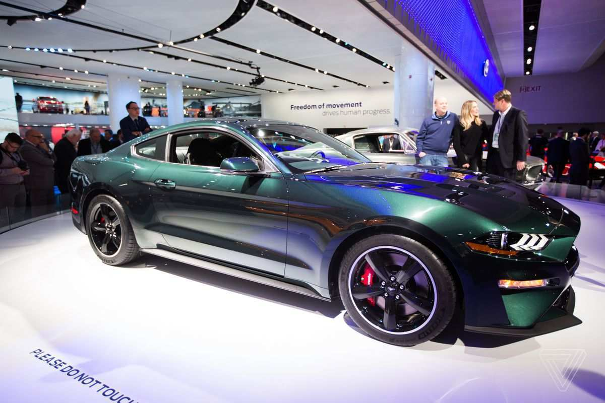 98 New 2020 Ford Mustangand History
