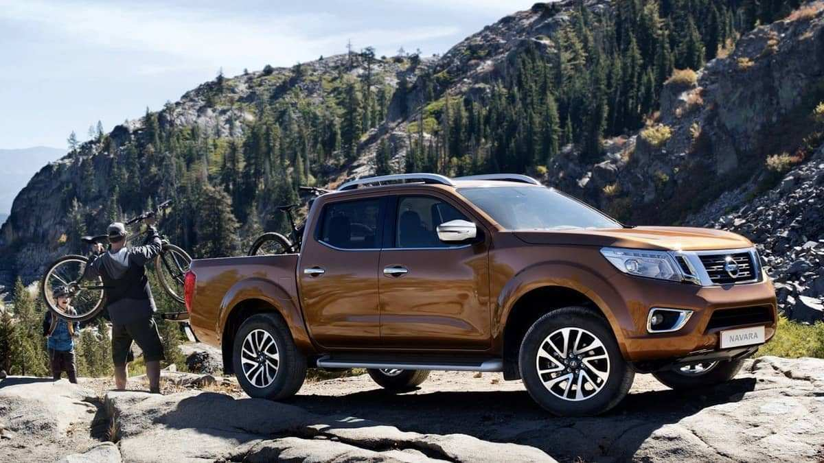 98 New 2020 Nissan Frontier Concept