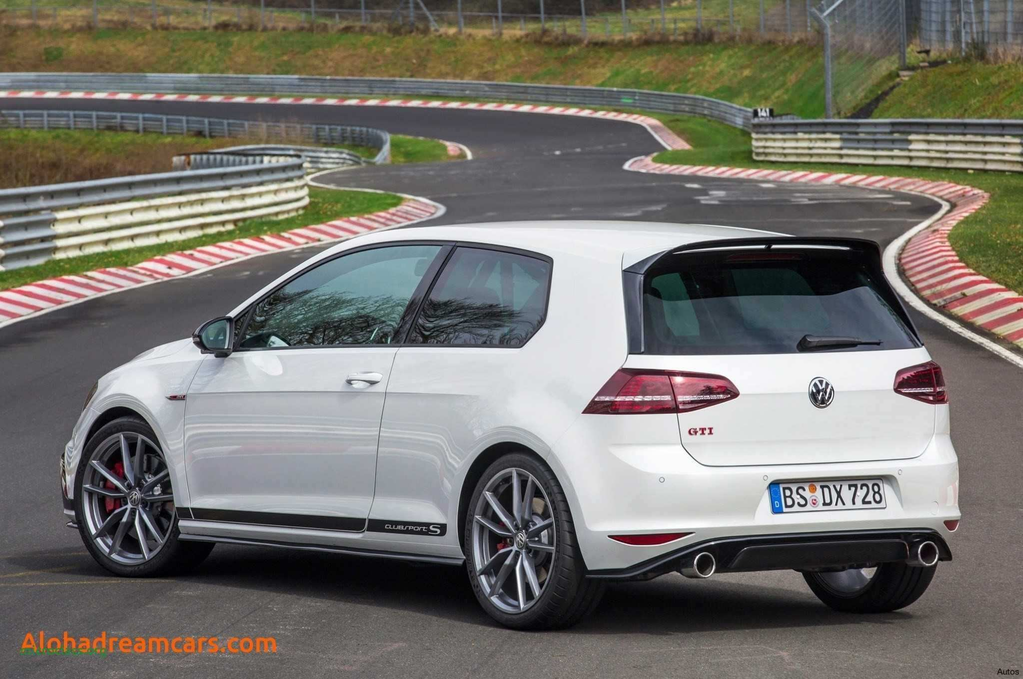 98 New 2020 VW Golf R USA Rumors