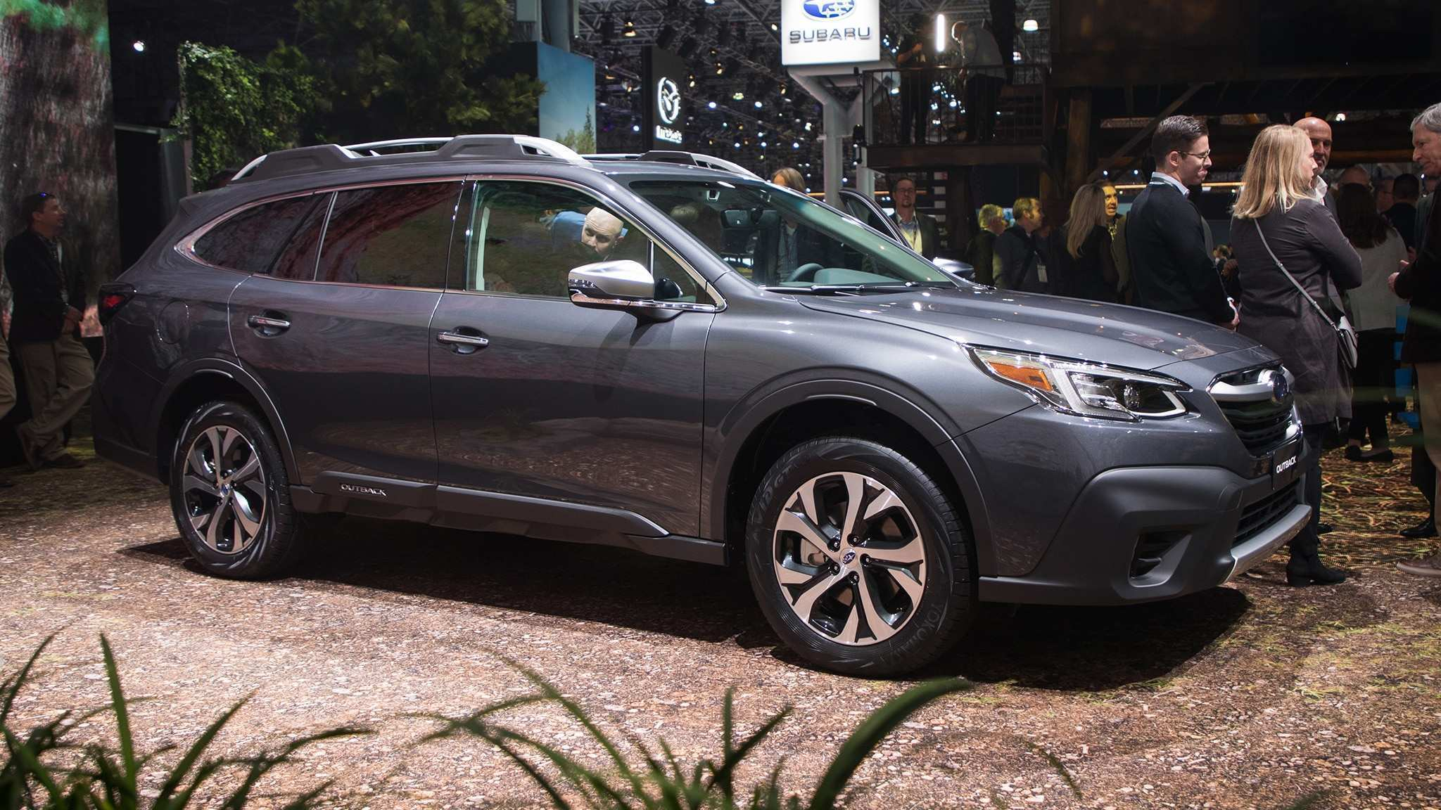 98 New All New Subaru Outback 2020 Spy Shoot
