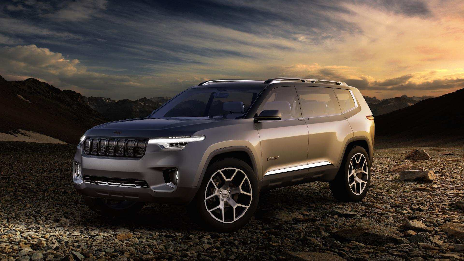 98 New Jeep Grand Cherokee 2020 Concept Review And Release Date