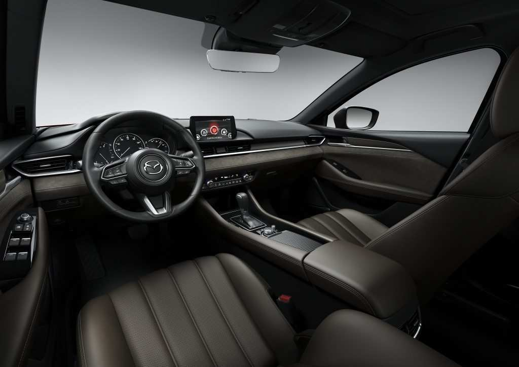 98 New Mazda 6 2019 Interior Concept And Review