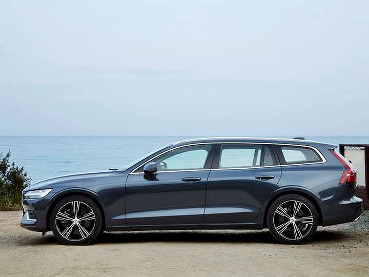 98 New Volvo V60 2019 Rumors