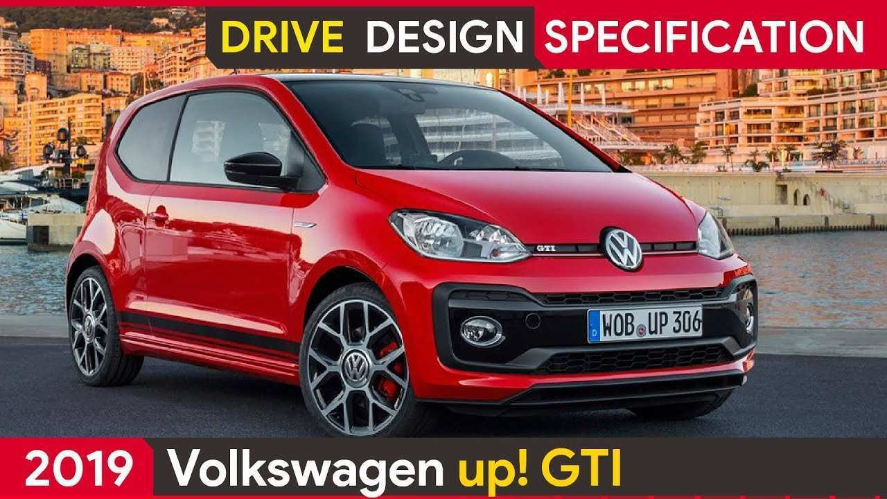 98 New Vw Up 2019 Specs And Review