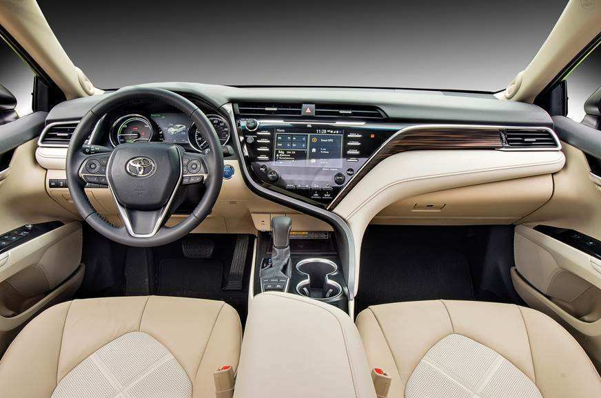 98 The 2019 All Toyota Camry Review