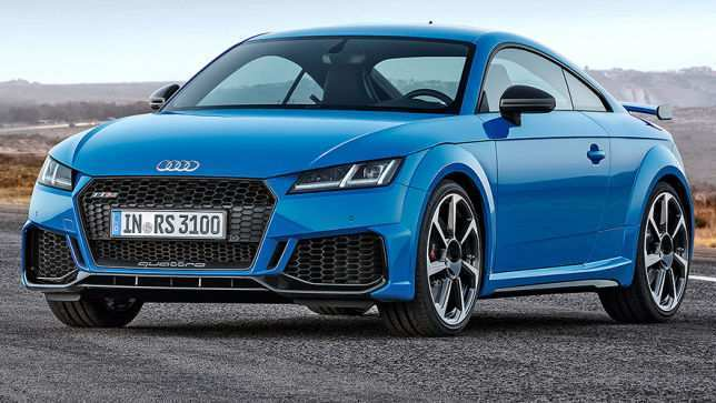 98 The 2019 Audi Tt Rs Spy Shoot