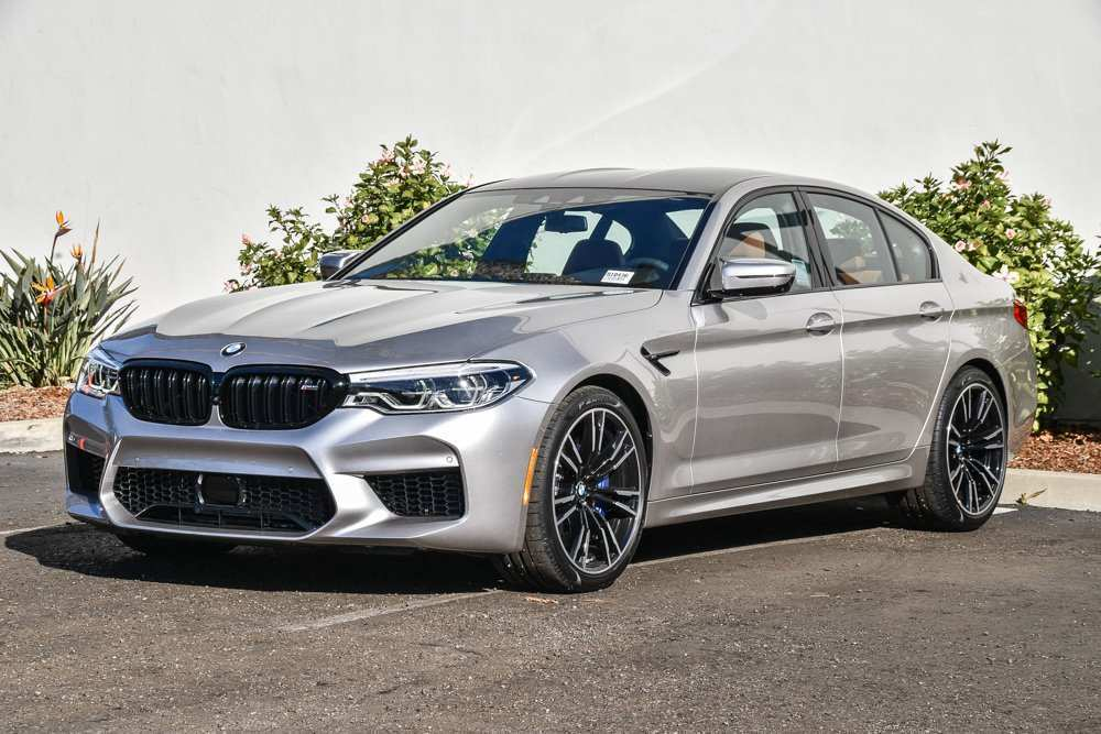 98 The 2019 BMW M5 Get New Engine System Price