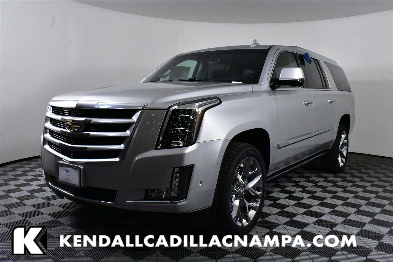 98 The 2019 Cadillac Escalade Vsport Configurations