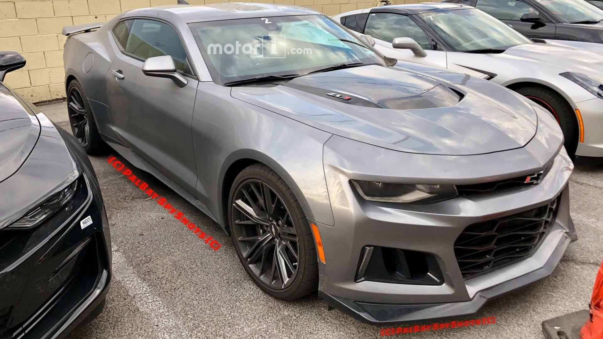 98 The 2019 Chevy Camaro Release Date