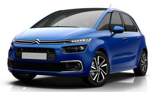 98 The 2019 Citroen C4 Wallpaper