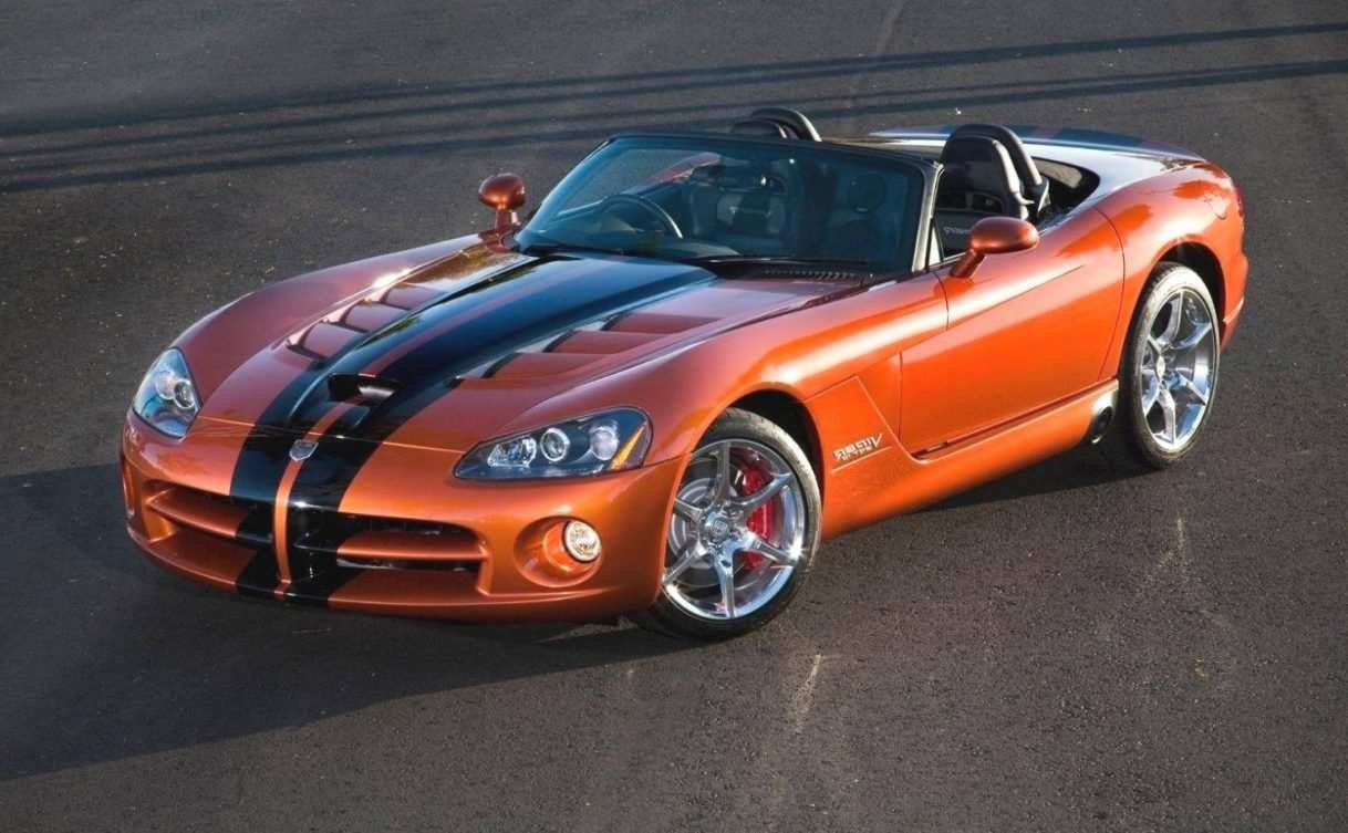 98 The 2019 Dodge Viper Roadster Performance And New Engine