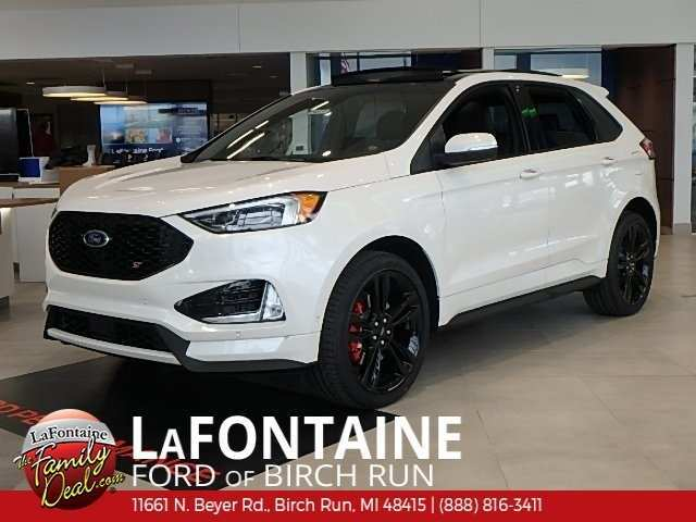 98 The 2019 Ford Edge Sport Exterior